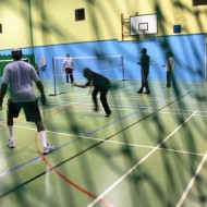 Emmanuel Christian Centre Badminton Group