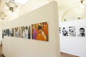 Image 17 Instalation shots, Walthamstow Library 28th July 2012