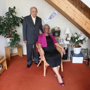 We Are Here - photographing the Windrush residents of Waltham Forest