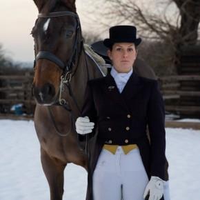 Dressage, Lea Valley Riding Centre